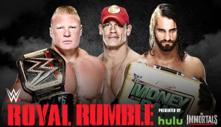 Royal Rumble Main Event