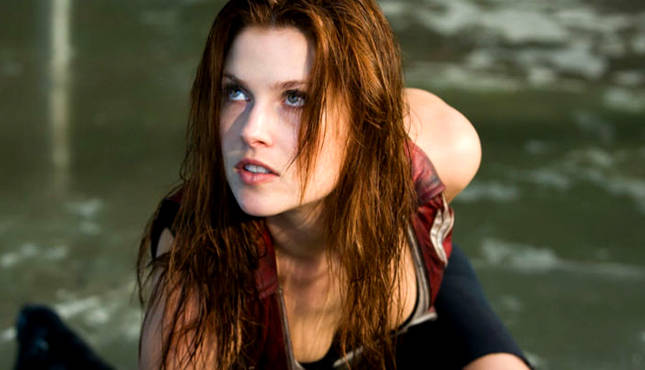 Ruby Rose Joins Milla Jovovich Family At Resident Evil: Milla Jovovich Reveals More Set Photos From