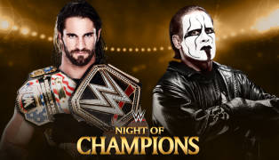 Seth Rollins Sting Night of Champions