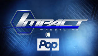 New TNA Impact Logo