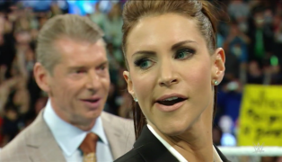 Stephanie McMahon Sour Look Payback