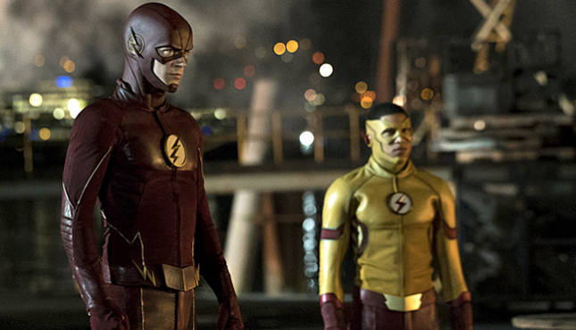 Flashpoint Arrives in Photos from The Flash Season 3 Premiere