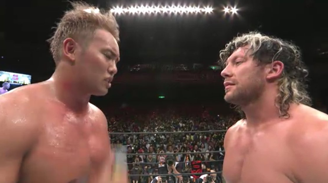 Оценки NJPW Wrestle Kingdom 11 от WON