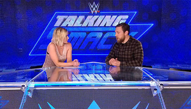WWE 'Talking Smack' host learns show was canceled through Twitter