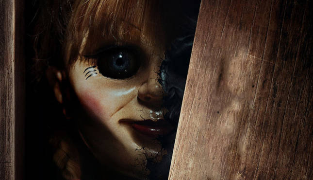 The trailer of Annabelle: Creation will completely freak you out!